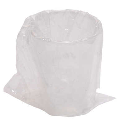 GLASS STD 220ML PP TRANSPARENT (INDIVIDUAL BAG)