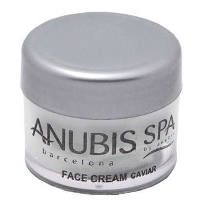 BOTTLE 12ML FACE CREAM CAVIAR ANUBIS SPA