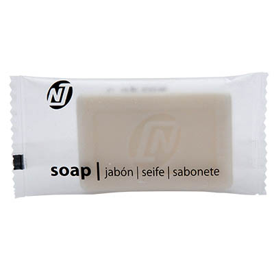 SOAP STD 10GR WHITE GREEN TEA RECT. NT LINE