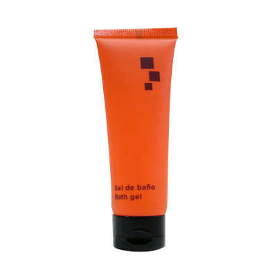 TUBE 30ML OB BATH GEL ORANGE BLACK