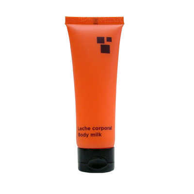TUBE 30ML OB BODY MILK ORANGE BLACK