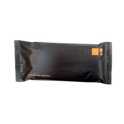 TISSUES 5UN ORANGE BLACK