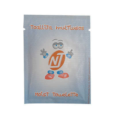 SACHET TOWELETTE MULTIFUNCTION NT KIDS