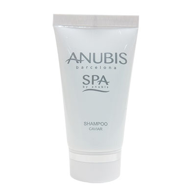 TUBE 30ML SQ SHAMPOO CAVIAR ANUBIS SPA