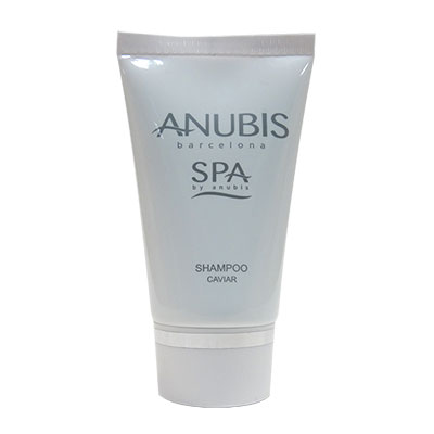 TUBE 50ML SQ SHAMPOO CAVIAR ANUBIS SPA