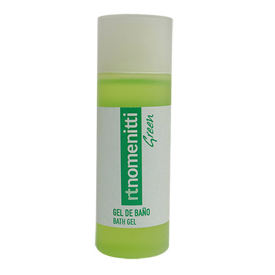 BOTELLA 30ML NG2 BATH GEL TE VERDE NOMENITTI GREEN