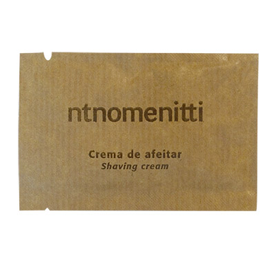 SACHET SHAVING CREAM 8GR L NOMENITTI