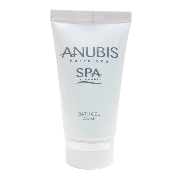 TUBE 30ML SQ BATH GEL CAVIAR ANUBIS SPA